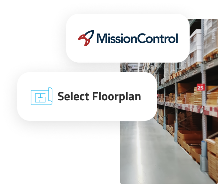 Use MissionControl to manage your planogram